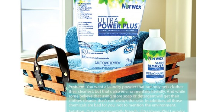 Norwex Ultra Power Plus does it again!!!