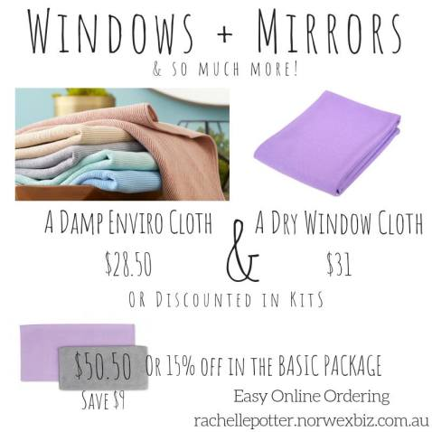 window and mirror basic package prices