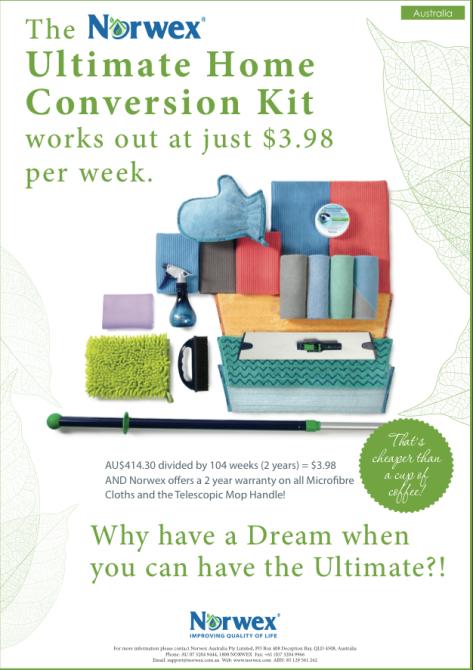 AU ultimate home conversion kit 2016