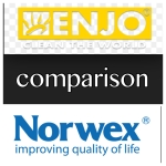 enjo norwex comparison