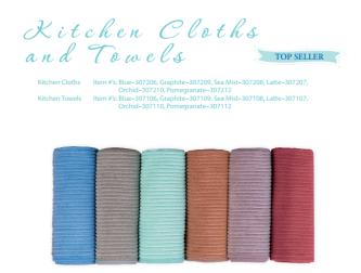kitchen cloths and kitchen towels 2017