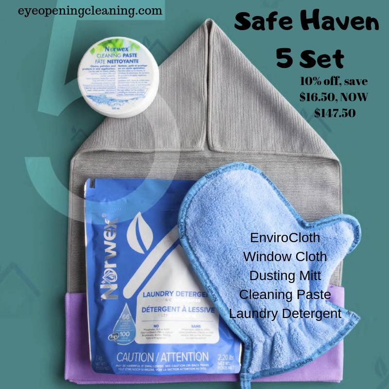 safe haven 5 set