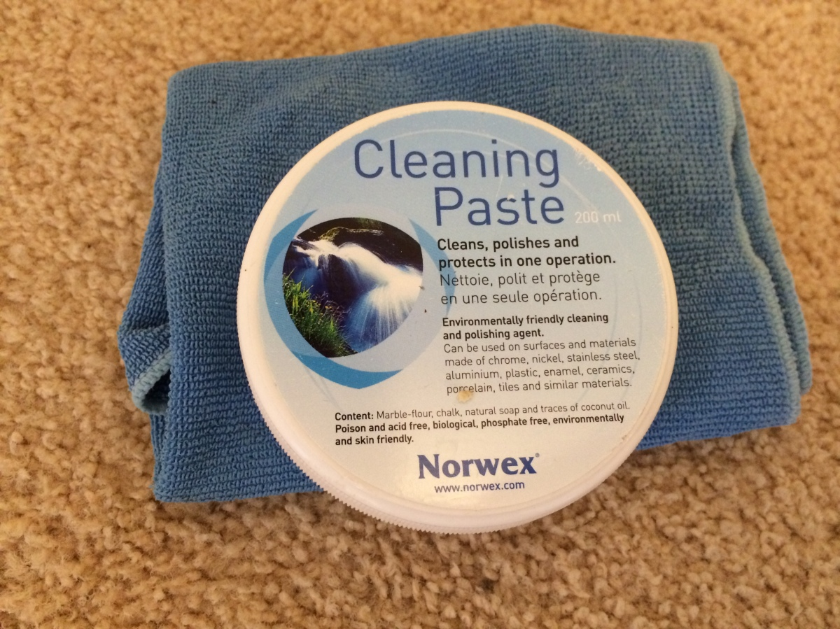 Kitchen Cleaning Made Easy With Norwex!