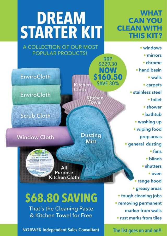 norwex: where do i start? the basics explained. | eye opening cleaning