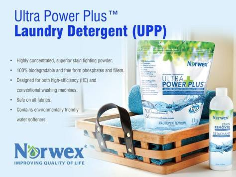 new upp formulation