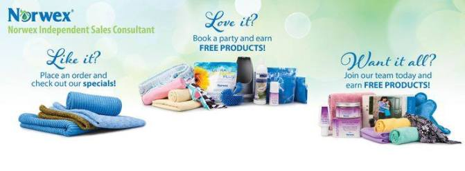 Norwex offers an amazing work from home opportunity