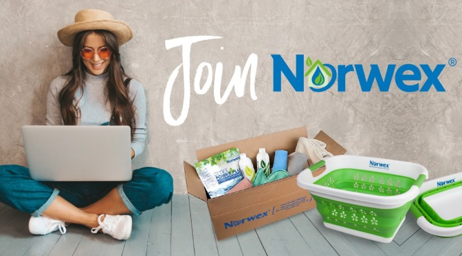 How do you become a Norwex Consultant?