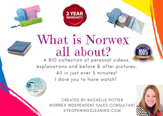 So what is Norwex all about?