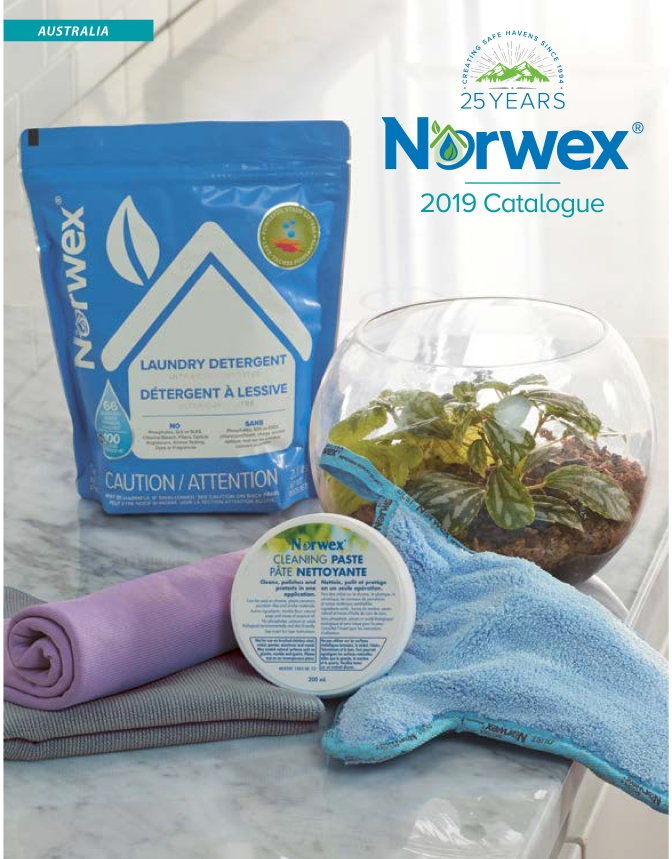 Our Norwex 2019 Catalogue is here!