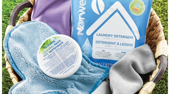 Our Norwex Spring 2019 Catalogue is here! YAY!