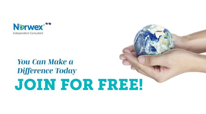 It's Norwex Join for Free time!